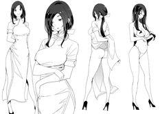 Kawaii Anime Girl, Anime Art Girl, Manga Art, Fantasy Character Design, Character Design Inspiration, Cute Anime Character, Character Drawing, Anime Poses Reference, Female Pose Reference