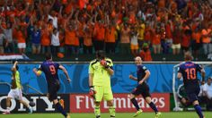 2014 FIFA World Cup™ - Netherlands 5-1 Spain - Casillas