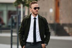 Men Streetstyle - by Bernd Hower