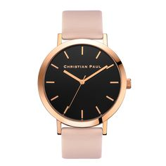 Christian Paul Watch Raw 43mm Rose Gold/Peach | 101.Watch Store