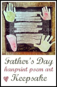 Fathers Day Craft Creative Playhouse: Art and Craft