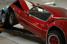 Jonathan schipper Slow motion car crash