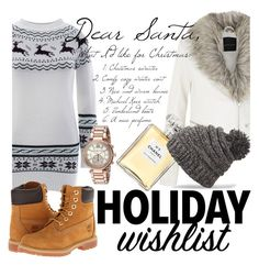 """""""What's on Your Wish List?"""" by danielle-broekhuizen ❤ liked on Polyvore featuring Timberland, Chanel, Dakine and Michael Kors"""