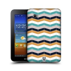 Head Case Winter Chevron Pattern Back Case for Samsung Galaxy Tab 7 0 Plus P6200 | eBay