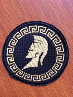 PATCH SPARTA WARRIORS - MYTH ANCIENT GREECE - ATHENS - SPARTAN ARMY - WARRIOR