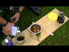 Homemade Waterproofing.... Cotton, Leather, Wood, Metal, or Whatever !!! - YouTube
