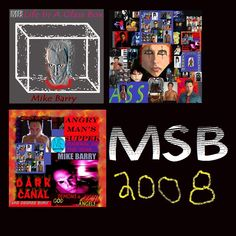 MSB: 2008 - Colection of 300 titles on data DVD.  None of them finished.