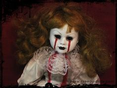 Creepy Doll  www.creepy-dolls.com