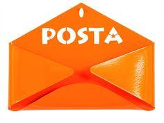 Porta lettere - Busta - Tani e Pizzi