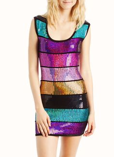 Get gorgeous as a disco ball