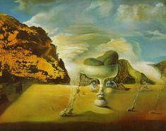 El surrealismo de Salvador Dalí.