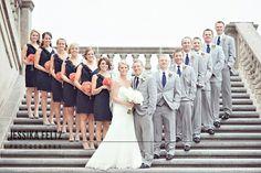 The Brides Eye View