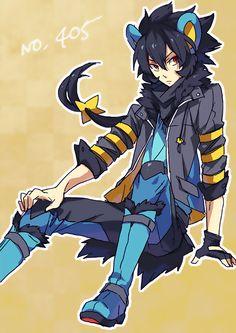 luxray cosplay