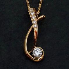Jewelry OFF! Diamond pendant gold Custom Jewelry Handmade lost wax USA – All Animal Jewelry Jan David Design Jewelers Gold Rings Jewelry, Gold Jewellery Design, Emerald Jewelry, Diamond Jewelry, Quartz Jewelry, Quartz Ring, Jewelry Designer, Glass Jewelry, Pendant Jewelry