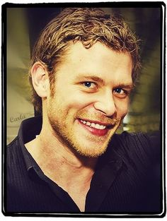 Joseph Morgan ...Gorgeous. *photo by Carla.*