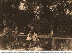 Rue Paul Banaston - 1891 (Marie Guerin et Celine)