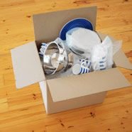 How to Pack for a Move {Favorite tip: Give every box a label and a number. Keep a list of contents for each one.}