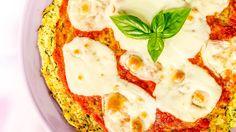Finta Pizza alle Zucchine - Senza Lievito e Senza Glutine