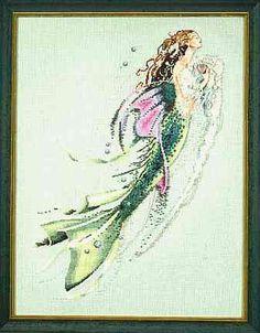 "Mirabilia ""Mermaid of the Pearls"""
