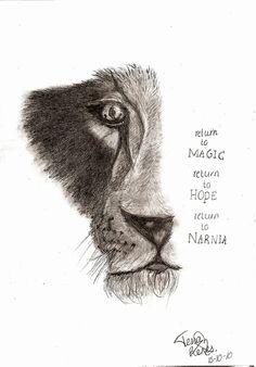Return to Narnia by ~TessJa on deviantART