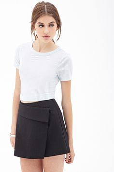 5 Easy Trends To Update Your Work Wardrobe #refinery29  http://www.refinery29.com/best-skirts-for-work#slide21