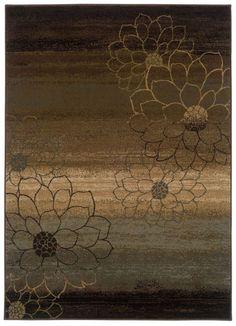 Oriental Weavers Hudson HU74 Brown