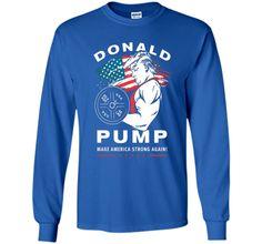 Donald Pump T-shirt t-shirt