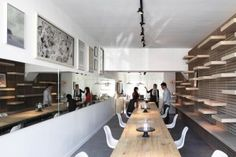 DR York optical store DCPParquitectos Los Angeles