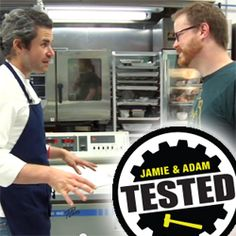 Tested.com Visits The Cooking Lab
