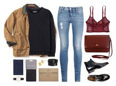 """Buxton Burgundy"" by sophiehackett ❤ liked on Polyvore featuring adidas Originals, STELLA McCARTNEY, American Eagle Outfitters, Vince Camuto, Danielle Nicole, Daniel Wellington, Diane Von Furstenberg, women's clothing, women's fashion and women"