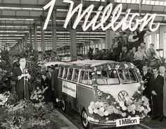 1 Million Vans..........Amazing.