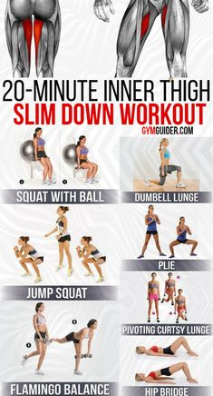 The Best Inner-Thigh Exercises of All Time
