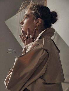 Anna Mils Guynez Wears 'Boys Club' Suitings Lensed By Darren McDonald For Elle Australia March 2018 — Anne of Carversville Editorial Photography, Portrait Photography, Fashion Photography, New Foto, Ginger Models, Boyish Style, Photo Images, Inspiration Mode, Foto Art