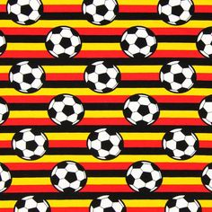 Single Jersey Fußball - Deutschland by Stoffe.de  •Material:92% Baumwolle, 8% Elasthan•Breite:150 cm