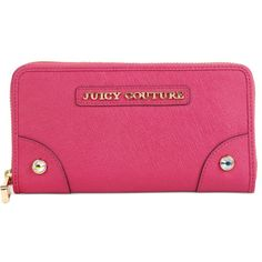 Juicy Couture Handbag, Sophia Continental Zip Wallet $118