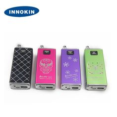 The Innokin iTaste MVP 2.0 Shine Edition has been created with real Swarovski elements and is available in four vibrant colors each with its own uniquely fashionable pattern.  It's time to Shine Together with Swarovski and Innokin.  As an upgrade of the original iTaste MVP the iTaste MVP V2.0 has substantial improvements in both appearance and function.