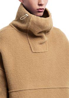Boiled wool anorak--Acne Studios