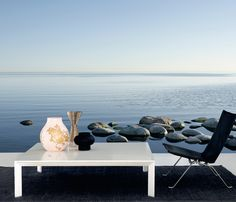 Swedish Ocean Horizon - Wall mural, Wallpaper, Photowall, Home decor, Fototapet, Valokuvatapetit