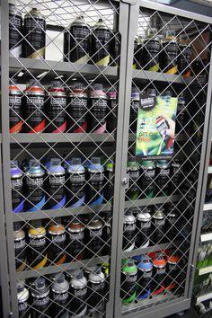 So good it's caged up! Liquitex, Love Art, Art Supplies, Wine Rack, Eye Candy, My Arts, Rainbow, Crafty, Tools