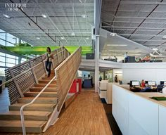 Firm: Shimoda Design Group. Project Name: Steelcase. Location: Grand Rapids, Michigan. Photographer: Benny Chan/Fotoworks