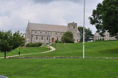Canterbury School, another one of many private schools in Connecticut