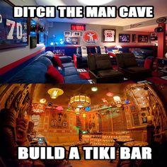 Tiki is better