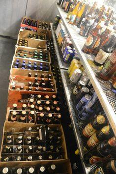 Inside Beer Table