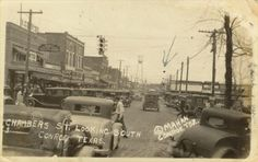 Chambers Street, Located on the east side of the Courthouse. Located in Conroe, Texas 77301 posted by Emery Heuermann