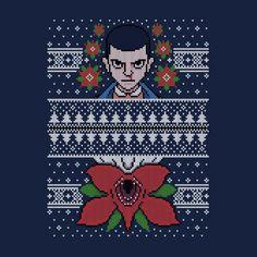Stranger Christmas Shirt