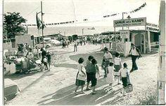 1970ler Avcılar çamlık kampı