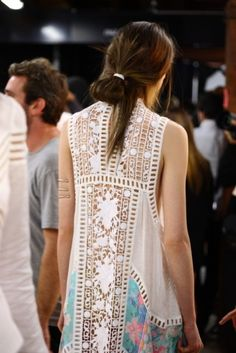 boho summer clothes clothes outfits summer outfits for summer Fashion Details, Boho Fashion, Womens Fashion, Fashion Design, Bohemian Mode, Bohemian Style, Hippie Chic, Diy Vetement, Vestidos Vintage