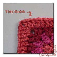 Counterpoint Corner: Ahhh...the Tidy Finish