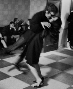 #BobDylan #and #JoanBaez #müzik #music #love #dance #blackwhite #60s