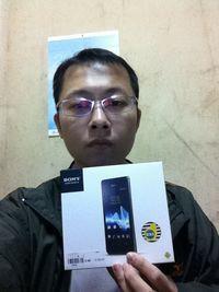 SONY Xperia V 4.3吋 HD高畫質智慧機(LT25I)【黑】,得標價格887元,最後贏家b891005566:很開心可以得標這支手機,而且還有一些折扣唷,感謝各位大大的承讓,也謝謝快標網迅速的出貨速度,讚!